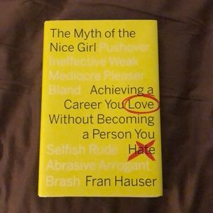 Other - Book: The Myth of the Nice Girl